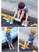 小童鞋  帆布休閒鞋 兒童板鞋 寶寶鞋 (13.5-15.5cm) KL105 好娃娃