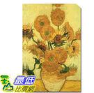 [COSCO代購] W122884 梵谷-向日葵松木框油畫 90x120CM