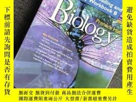 二手書博民逛書店罕見Miller Levine Biology Adapted