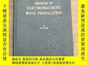 二手書博民逛書店methods罕見in electromagnetic wave