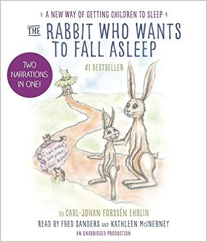 【麥克書店】RABBIT WHO WANTS TO FALL ASLEEP  /單CD