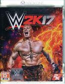 【玩樂小熊】現貨中 XBOXONE遊戲 WWE 2K17 美國勁爆職業摔角 英文亞版 WWE2K17