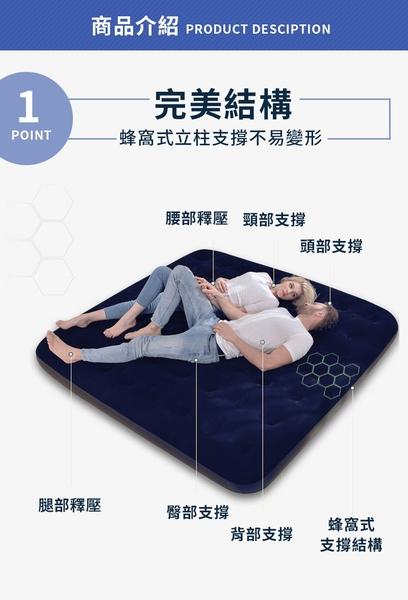 現貨!充氣床墊-單人加寬床.單購 睡墊 氣墊床 防潮墊 充氣床 充氣睡墊 露營 自動 充氣 單人 雙人