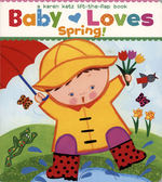 BABY LOVES SPRING 硬頁翻翻書 (OS小舖)