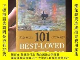 二手書博民逛書店101罕見best loved poems understand