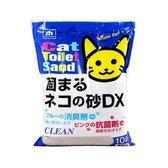 貓砂膨潤土除臭貓砂10L砂美特吸水結團低粉塵寵物貓沙7.5kg    萌萌小寵igo