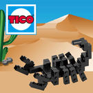 【Tico微型積木】蠍子 (9523)