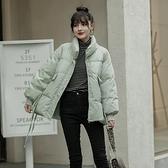 羽絨外套-白鴨絨-短款蓬鬆百搭時尚女夾克5色73zb20【時尚巴黎】