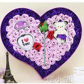 浪漫七夕情人節禮物送女友愛人朋友情侶生日肥皂玫瑰香皂花束禮盒 igo 喵小姐