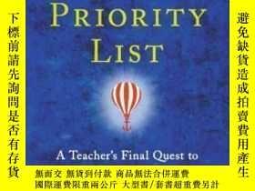 二手書博民逛書店The罕見Priority List-優先權清單Y436638 David Menasche Atria Bo