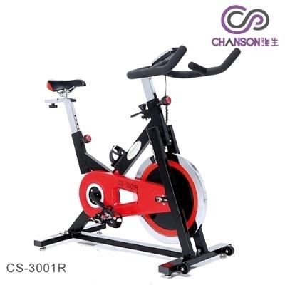 【南紡購物中心】【強生CHANSON】飛輪有氧健身車CS-3001R