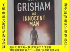 二手書博民逛書店原版英文小說罕見《 The Innocent Man (無辜者)