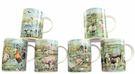 英國Hudson骨瓷馬克杯 - 莊園系列 (共六款可選)