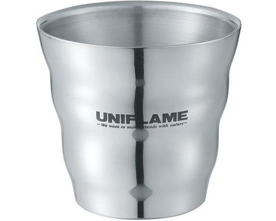 Uniflame 不鏽鋼雙層斷熱杯 666135