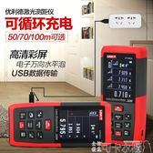 激光測距儀高精度紅外線測距儀UT395A測量儀紅外線電子尺 DF 可卡衣櫃