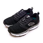 LIKA夢 LOTTO 雙密度輕量美體健步鞋 EASY WALK 系列 黑灰 0670 女