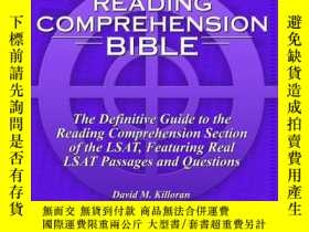 二手書博民逛書店The罕見Powerscore Lsat Reading Comprehension BibleY256260