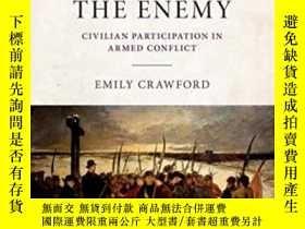 二手書博民逛書店Identifying罕見The Enemy: Civilian