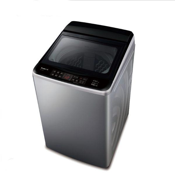 【Panasonic 國際牌】13kg變頻直立洗衣機 NA-V130GT-L