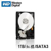 硬碟 WD 1T B 2.5吋 SATA3 紅標 內接硬碟 JFCX