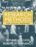 二手書博民逛書店 《Research Methods for Social Workers》 R2Y ISBN:0205408184│Yegidis