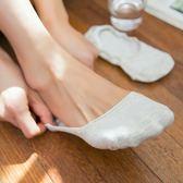 船襪女 10雙隱形襪女純棉淺口硅膠防滑薄款船襪女士棉襪低筒襪子短襪  琉璃美衣