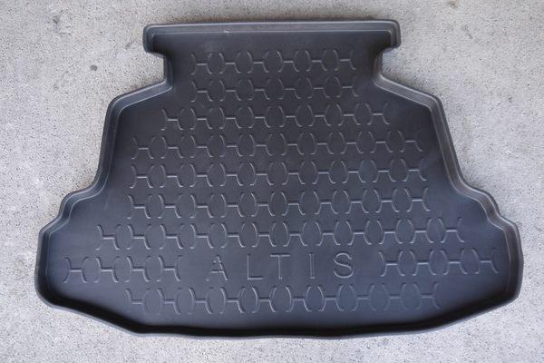 台灣製 周邊加高型 豐田 01-07年用 9代 ALTIS 專用防水托盤 密合度高 防水材質 後廂墊