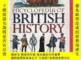 二手書博民逛書店Encyclopedia罕見of British historyY445475 Kate miles Mile