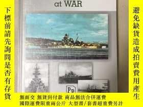 二手書博民逛書店Kriegsmarine罕見at War (英語) 精裝Y321