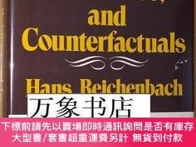 二手書博民逛書店Hans罕見Reichenbach 賴欣巴哈 : Laws, Modalities, and Counterfac