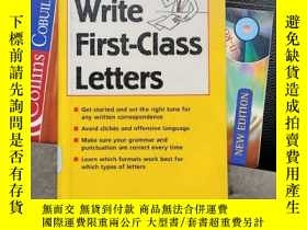 二手書博民逛書店Here s罕見How: Write First-Class LettersY369690 L.Sue Bau