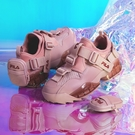 FILA UNIT 女款 限量 休閒鞋 異材質拼接 後跟造型小包 5XM01143678 玫瑰粉【iSport愛運動】