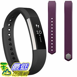 [106美國直購] 錶帶 Fitbit Alta Activity Tracker Bundle - Small