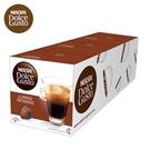109/3月即期品 買4送1(共5盒) 雀巢 美式濃黑濃烈咖啡膠囊 料號 12411470 (一條三盒入)