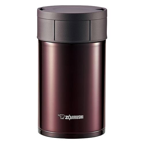 ZOJIRUSHI【日本代購】 象印 悶燒罐 保溫罐 燜燒杯 550ml SW-HB55-紫