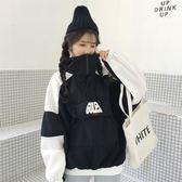 新款女長袖 韓版 寬鬆潮秋冬季外套學生