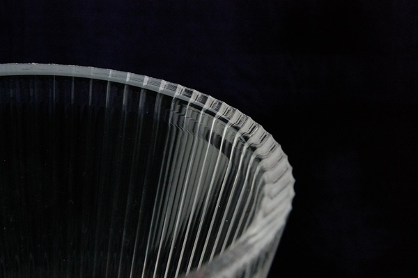 透明水晶壓克力 多功能附蓋收納罐 收納盒 美容置物用品#3358 衛浴用品 台製【美的空間】