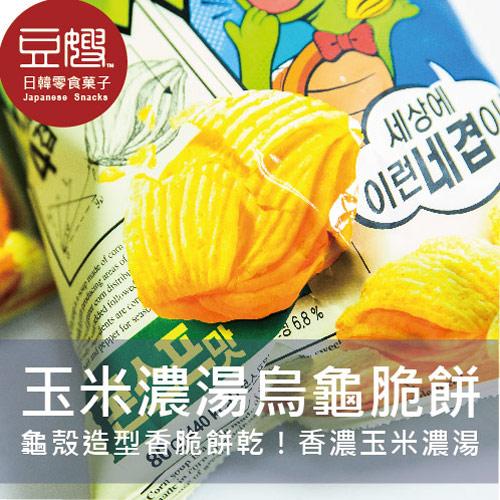 【豆嫂】韓國零食 烏龜玉米脆片(多口味)