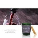 玻璃香氛蠟燭-紅酒CD7852/生日送禮...