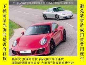 二手書博民逛書店Porsche罕見Carrera- The water-cooled Era 1998-2018-保時捷卡雷拉-水