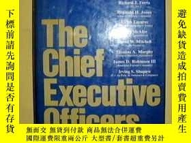 二手書博民逛書店The罕見Chief Executive Officers: M