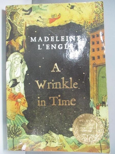 【書寶二手書T1/原文小說_AID】A Wrinkle in Time_L'Engle