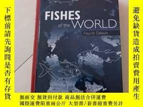 二手書博民逛書店Fishes罕見of the World(原版新書 缺後皮)Y2