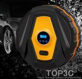 洛飾奇車載充氣泵汽車用打氣泵12V便攜式小轎車電動輪胎加打氣筒「Top3c」