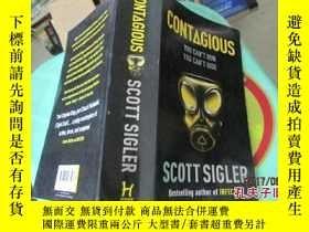 二手書博民逛書店CONTAGIOUS罕見SCOTT SIGLER 37-4Y20079 CONTAGIOUS SCOTT SI