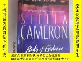 二手書博民逛書店外文書罕見STELLA CAMERON BODY EVIDENCE(共410頁,32開)Y15969 出