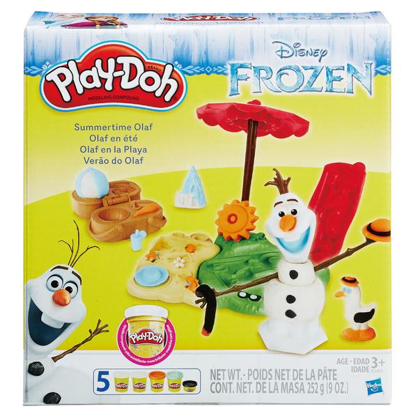 Play-Doh培樂多-培樂多雪寶遊戲組