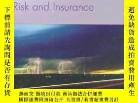 二手書博民逛書店Fundamentals罕見Of Risk And InsuranceY256260 Emmett J. Va