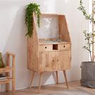 自然簡約生活備餐櫃-生活工場