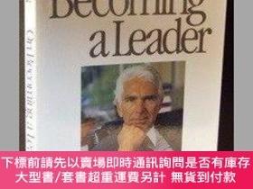 二手書博民逛書店On罕見Becoming A Leader-成為領導者Y414958 Warren G. Bennis ...